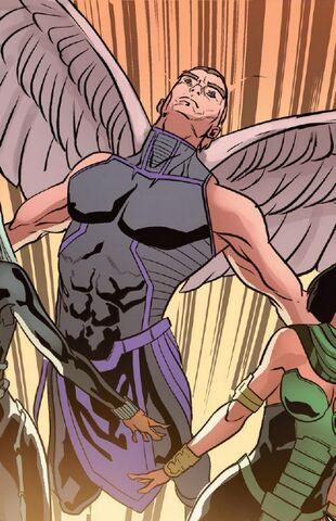 File:Hawkeye (Max) (Earth-TRN590) from Spider-Man 2099 Vol 3 16 001.jpg