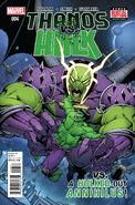 Thanos vs. Hulk Vol 1 4