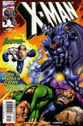 X-Man Vol 1 56