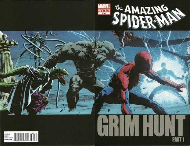 File:Amazing Spider-Man Vol 1 634 Second Printing Variant.jpg