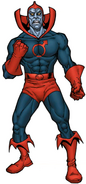 Andro (Earth-616) from FF Fifty Fantastic Years Vol 1 1 001