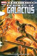 Annihilation Heralds of Galactus Vol 1 2