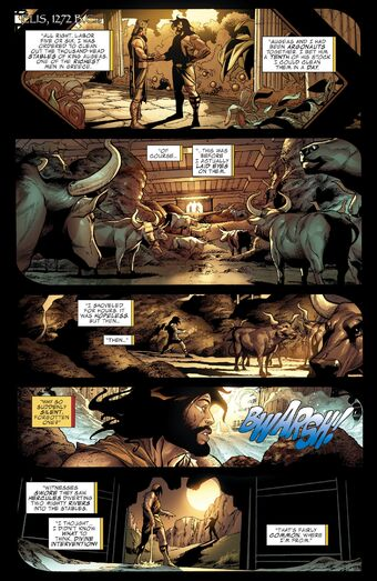 Augean Stables from Incredible Hercules Vol 1 116 001