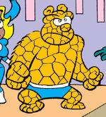 Ben Grizzly (Earth-8311) from Peter Porker, The Spectacular Spider-Ham Vol 1 12 0001