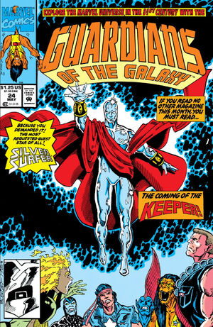 Guardians of the Galaxy Vol 1 24
