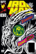 Iron Man Vol 1 295