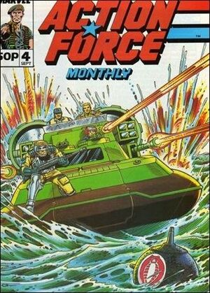 Action Force Monthly Vol 1 4