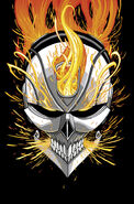 All-New Ghost Rider Vol 1 1 Moore Variant Textless