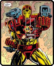 Anthony Stark (Earth-616) from Iron Man Vol 1 291 001