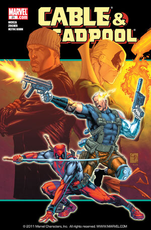 Cable & Deadpool Vol 1 21