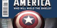 Captain America: Who Will Wield the Shield? Vol 1 1