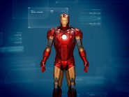 Iron Man Armor MK IV (Earth-199999) from Iron Man 3 (video game) 001
