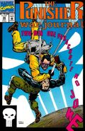 Punisher War Journal Vol 1 38