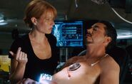 Anthony Stark (Earth-199999) and Virginia Potts (Earth-199999) from Iron Man (film) 001
