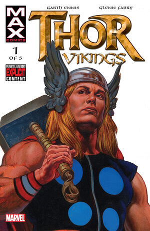 Thor Vikings Vol 1 1