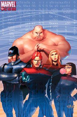 Uncanny X-Men Vol 1 403 Textless
