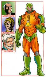 Anthony Power (Earth-616) from Captain America America's Avenger Vol 1 1 0001