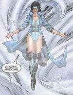 Anzhela Federova (Earth-8351) from What If? Spider-Man Vs. Wolverine Vol 1 1 0001