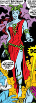 Dorma (Earth-616) under the influence of the Serpent Crown from Sub-Mariner Vol 1 9