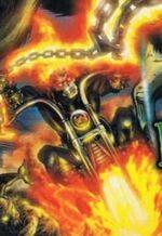 Johnathon Blaze (Earth-9411) Spectacular Spider-Man (UK) Vol 1 123