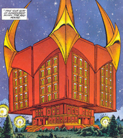 Red House from Doom 2099 Vol 1 36