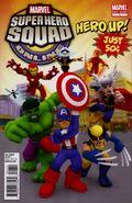 Super Hero Squad Online Game: Hero Up! Vol 1 1