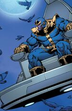 Thanos (Earth-19141) from Thanos The Infinity Revelation Vol 1 1 001