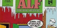 Alf Holiday Special Vol 1 1