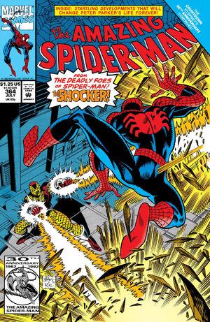 Amazing Spider-Man Vol 1 364