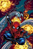 Amazing Spider-Man Vol 1 525 Variant Textless
