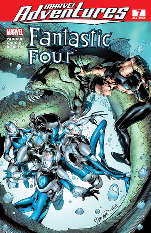 Marvel Adventures Fantastic Four Vol 1 7