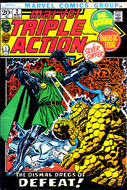 Marvel Triple Action Vol 1 2