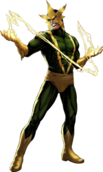 Maxwell Dillon (Earth-12131) from Marvel Avengers Alliance 0001