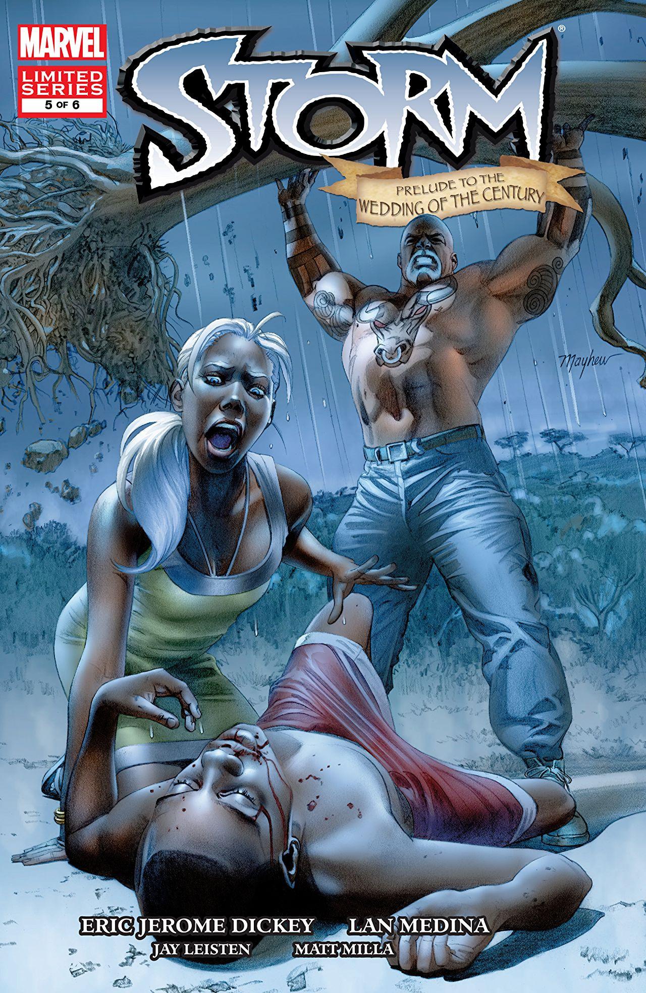 Storm Vol 2 5