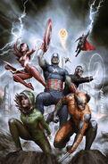 Uncanny Avengers Vol 1 23 Textless