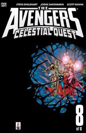 Avengers Celestial Quest Vol 1 8