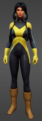 Danielle Moonstar (Earth-TRN258) from Marvel Heroes (video game) 001