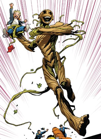 Groot Earth 616 Marvel Database Fandom Powered By Wikia
