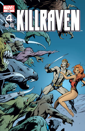 Killraven Vol 2 4