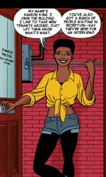 Sharon King (Earth-616) from She-Hulk Vol 3 2 001