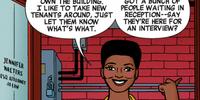Sharon King (Earth-616)