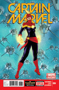 Captain Marvel Vol 8 6