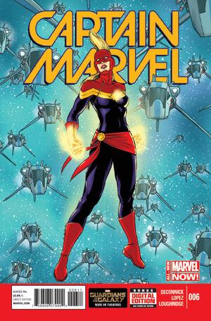 Captain Marvel Vol 8 6