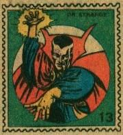 Doctor Strange Marvel Value Stamp