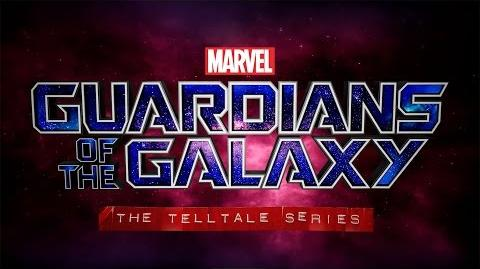 Marvel's Guardians of the Galaxy The Telltale Series - OFFICIAL TRAILER