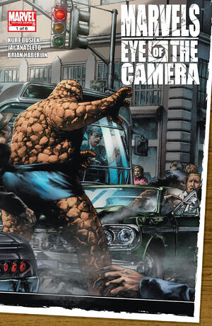 Marvels - Eye of the Camera Vol 1 1