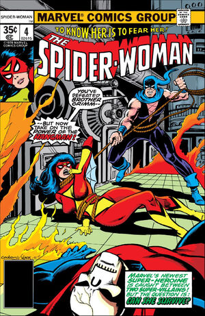 Spider-Woman Vol 1 4