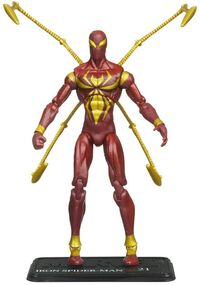 Peter Parker (Earth-616) from Marvel Universe (Toys) Series 2 Wave IX 0001