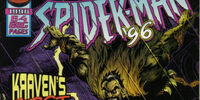 Sensational Spider-Man Annual Vol 1
