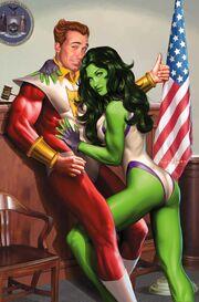 She-Hulk Vol 2 6 Textless